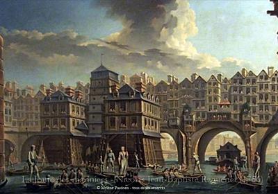 18世紀当時のパリ市内の光景と音風景をコンピューターで再現 - GIGAZINE