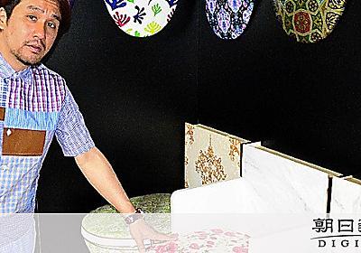 (けいざい+)アートに変身、世界へ一歩 仙台発、震災契機「汚せないトイレを」:朝日新聞デジタル