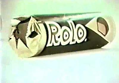 Vintage Dancing Rolo Candies 1970's TV Commercial