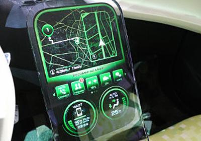 攻殻機動隊っぽいフローティング・インターフェイス採用のスズキ「REGINA」が未来を現実に - GIGAZINE