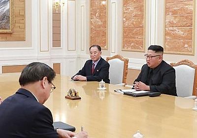 北朝鮮、ミサイル実験場を閉鎖へ 正恩氏「近い将来」に訪韓 写真12枚 国際ニュース:AFPBB News