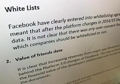 ツイッター締め出し「やれ」 フェイスブックCEO  :日本経済新聞