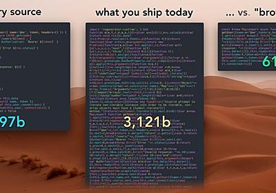 Bringing Modern JavaScript to Libraries - DEV