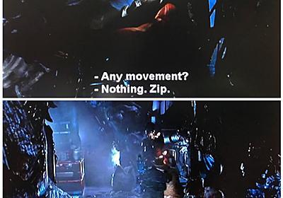 映画 エイリアン2 大気処理場冷却塔攻防 後半 - kemoxxxxxの日記