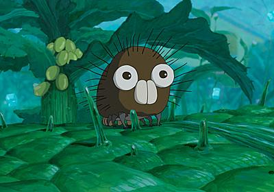 『毛虫のボロ』に見る宮崎駿の創造性。そして、エンターテイメントにおける豪華さと贅沢さについて