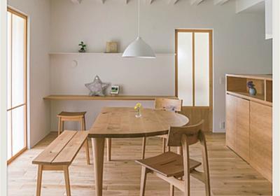 ミニマリストを目指すわが家が座卓テーブルをやめてダイニングテーブルを購入した理由 - すきなものだけの簡素な暮らし