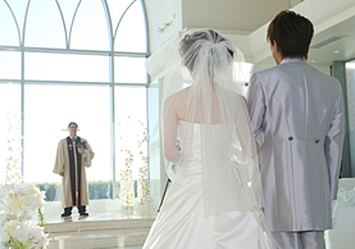 痛いニュース(ノ∀`) : 【悲報】 日本の結婚式にいる牧師・神父は「コスプレしたバイトのオッサン」だったことが判明 - ライブドアブログ
