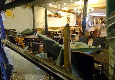 大音響に窓が揺れ、地震の記憶よぎる 近くに住む本社社員が見た発生直後の札幌爆発 - 毎日新聞
