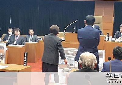 有権者の6割署名 セクハラ告発女性町議の解職請求巡り:朝日新聞デジタル