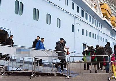 「クルーズ船で入国し失踪」外国人 初の年間100人超 九州で全体7割 - 毎日新聞