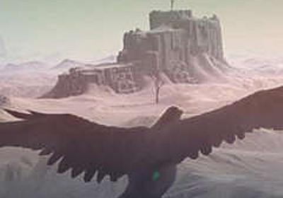 雰囲気のある砂漠世界で探索を続けるアドベンチャー「Vane」がPS4先行で2019年1月15日にリリースへ - 4Gamer.net