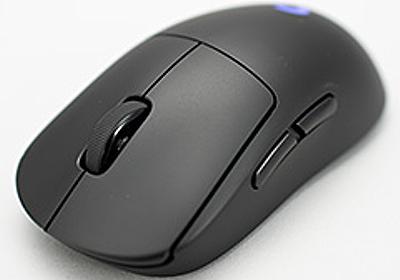 Logicool G「PRO Wireless」「PRO HERO」レビュー。重量約80gのワイヤレスと約83gのワイヤードは軽量マウスの最適解か? - 4Gamer.net