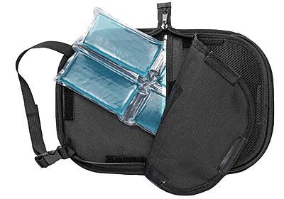 岡嶋和幸の「あとで買う」:78点目:バックパックに取り付けられる保冷剤入り背面パッド ミズノ「Himuro for Backpack」 - デジカメ Watch