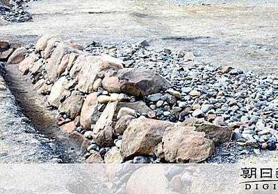 家康「幻の城」、発掘したら秀吉の城現る 権力浮き沈み:朝日新聞デジタル