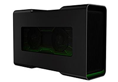 Razer,外付けグラフィックスボックス「Razer Core」をついに国内発売 - 4Gamer.net