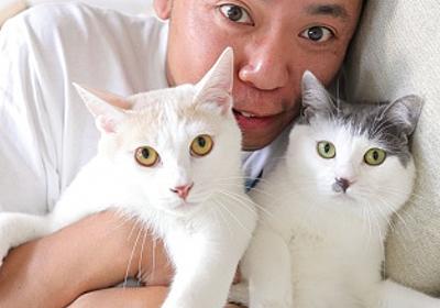 サンシャイン池崎、愛猫とのYouTube開始 チャンネル収入の利益全額寄付へ   ORICON NEWS