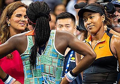 フェデラー「あれこそがテニスさ」大坂なおみがガウフに見せた敬意。 - 女子テニス - Number Web - ナンバー