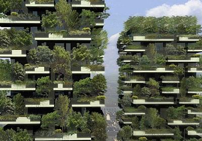 Bosco Verticale in Milan Will Be the World's First Vertical Forest