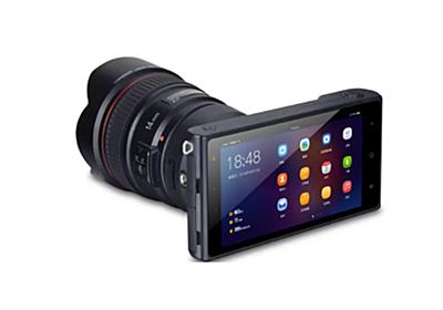 超ド変態Androidミラーレス「Yongnuo YN450」、LTE内蔵・キヤノンのレンズを交換可 – すまほん!!