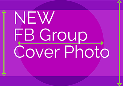 Facebook Group Cover Photo Size 2021: Free Template! | LouiseM