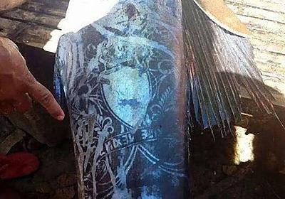 こ、これは!?魚のウロコに浮かび上がるミステリアスな紋様。ついにその謎がついに明らかに(フィリピン) : カラパイア