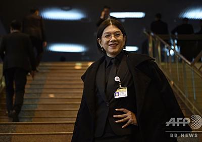 「お飾りじゃない」 根強い差別に挑戦する初のトランスジェンダー議員 タイ 写真9枚 国際ニュース:AFPBB News
