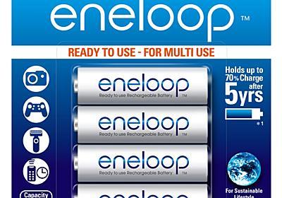 【そこが知りたい家電の新技術】パナソニックのニッケル水素電池「eneloop」が今、海外で人気 - 家電 Watch
