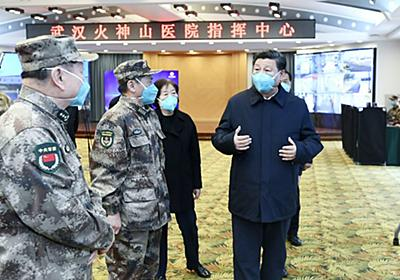 19年夏にPCR機器を中国が大量発注 米英豪チームが解析(写真=新華社・共同)