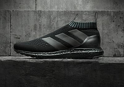 adidas Ace 16+ Pure control Ultra Boost Triple Blackが1/2に海外で発売予定 | God Meets Fashion
