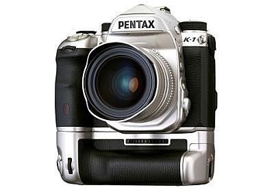 世界限定2,000台の「PENTAX K-1 Limited Silver」 - デジカメ Watch