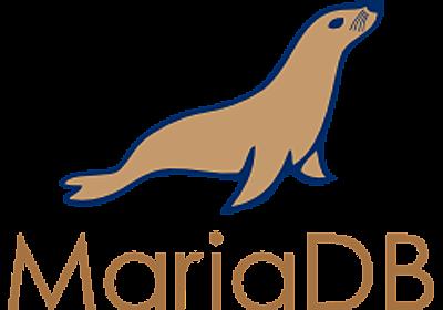これはすごい!mariadb10 でマルチソースレプリケーションでデータベース統合! - Database JUNKY