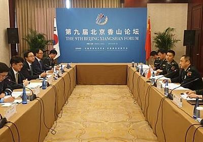 韓国国防部、日本とのGSOMIAを捨てて中国との軍事協定締結推進…日米韓安保協力に大きな影響を及ぼす可能性=韓国の反応 : カイカイ反応通信