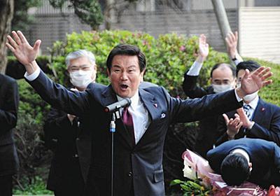 「さらば~涙と言おう~♪」熱唱し退任 森田健作千葉県知事、3期12年の任期満了:東京新聞 TOKYO Web