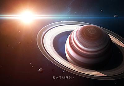 「土星の環は、まるで小さな太陽系」環の回転を再現したアニメーションが美しい - ナゾロジー