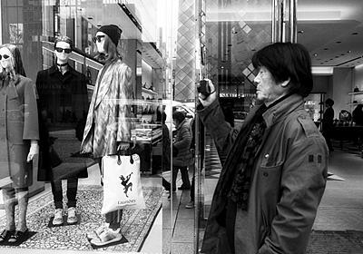 【SPECIAL】森山大道、銀座を撮る by GR Ⅲ | GR official | リコー公式コミュニティサイト
