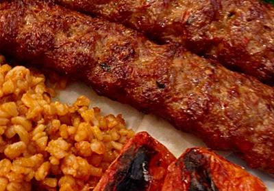 ワイルドすぎる中東飯、クルド料理を知るための10皿|カフェバグダッド|note