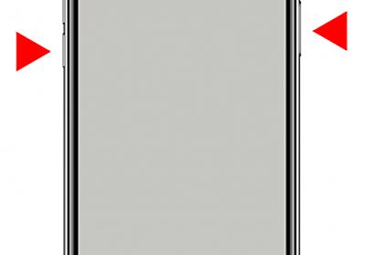 【iPhoneX】電源の切り方 Output48