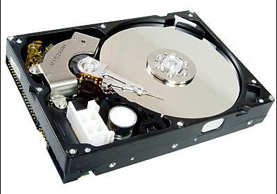 記録容量は2TB以上、富士通と東芝が来年から新世代HDDを商品化へ - GIGAZINE