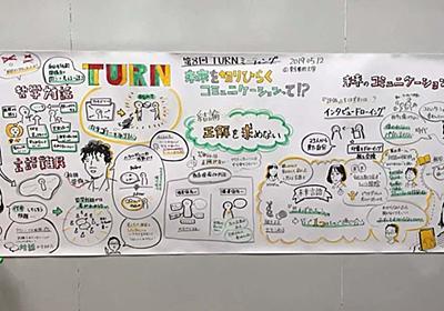未来を切り拓くコミュニケーションとは?〜@東京藝術大学TURNミーティング(Socially Inclusive Art Project) 〜 水谷 和也(Kaz) note