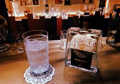 ハンガリーのフルーツ蒸留酒パーリンカを飲むやいなや幸せになる。神楽坂−Bar Pálinka - 今夜はいやほい