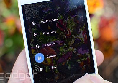 Androidに純正「Googleカメラ」配信、後から合焦のレンズぼかしモードや50MP全球パノラマ対応 - Engadget 日本版