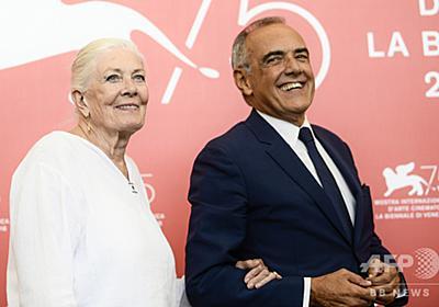 ベネチア国際映画祭が開幕 女性監督作品の少なさに非難も 写真1枚 国際ニュース:AFPBB News