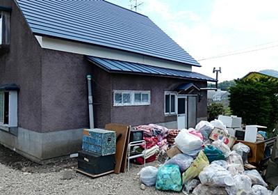 【選挙ウォッチャー】西日本豪雨の被害で忘れ去られた北海道の被害。|チダイズム|note