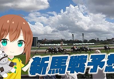 【超簡易ver】2020/6/21 新馬戦予想+ユニコーンS予想【新馬戦予想ブログ】 - 『新馬戦買わないなんてもったいない!』&『ダート馬券研究所』