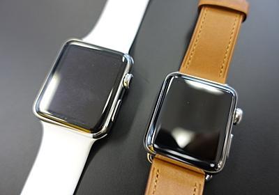 Apple Watch、2016年もやっぱり強かった! 年末の販売本数を、調査会社が公開 | ギズモード・ジャパン