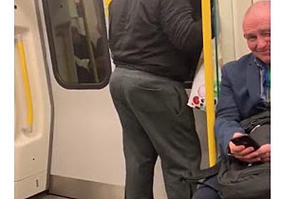 ボン・ジョヴィを電車の中で大声で歌う男性 なぜかサビの部分だけ歌わず 車内に笑いが起きる - amass
