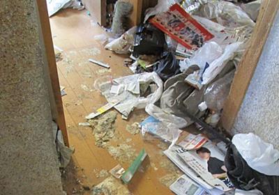 「2センチの虫が数千匹」ゴミ屋敷で暮らす公務員男性の不気味な依頼 取材記者「最もキツい現場だった」 | PRESIDENT Online(プレジデントオンライン)
