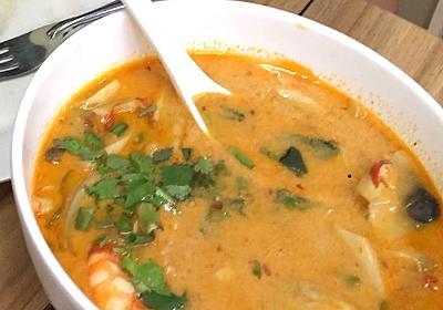 【世界三大スープ】本場のトムヤムクンと出会い・・・。そもそもトムヤムクンとは? - ニワカ日記 〜暇人のお暇だ〜