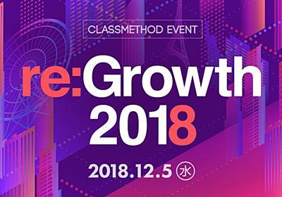 Classmethod re:Growth@東京に行ってきた #cmregrowth - Bubble Bath