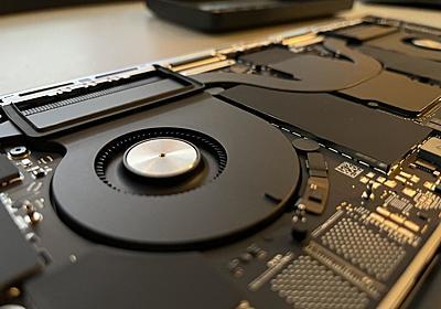 14インチ&16インチMacBook Pro (2021)、さっそく分解写真が公開 - こぼねみ